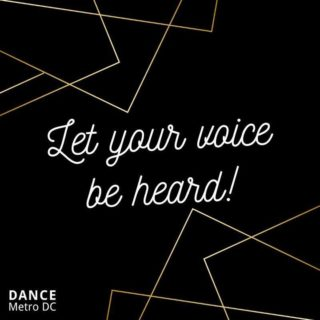 The next relief package is being debated in Congress and your voice needs to be a part of the conversation. Submit your letter to Congress today and engage in the effort to help secure massive economic relief for the Arts & Culture sector. Link in our bio! • • • #dcdance #dancemetrodc #202creates