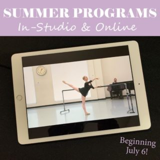 #repost @marylandyouthballet's summer program kicked off this week! Classes are being held online and in-person. Visit marylandyouthballet.org for more information. Link in our bio! • • • #dcdance #dancemetrodc #202creates